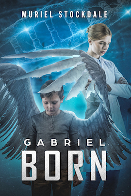 Gabriel Born by Muriel Stockdale